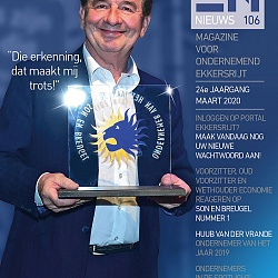Business magazine Ekkersrijt Nieuws