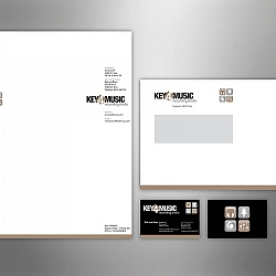 Key4Music recording studio stationary