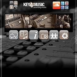 Key4Music recordingstudio