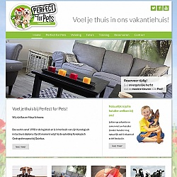 Perfect for Pets vakantiehuis