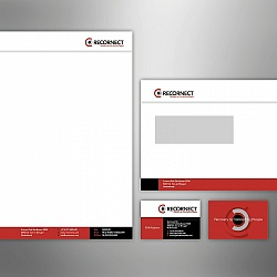 Recornect stationary